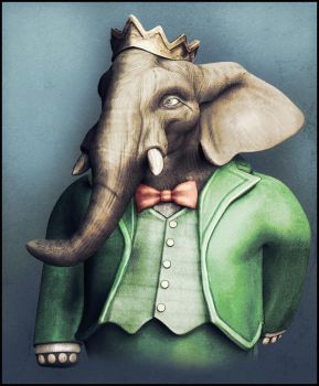 Babar by cholbrow