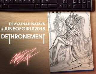 The 19th (DEVYATNADTSATAYA) Dethronement by IvanDovbnya