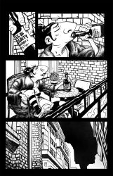 Foresight Page 1 by ANDYTAYLOR-GARBAGE