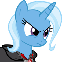 Trixie Lulamoon Head by Racefox