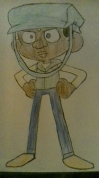 Craig of the creek art request! by SuperGrape1
