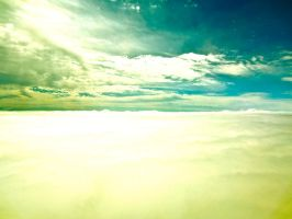 Above the Clouds by BFFLAE1