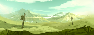 Mountains by Mante-pls
