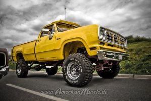 Muscle Truck by AmericanMuscle