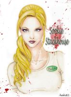 Sookie Stackhouse portrait by MaddMorgana