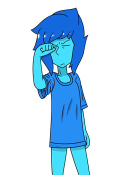 Morning Lapis by MrChaseComix