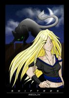 Shifters Redux Promo - Kat by shadowsmyst