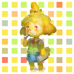 Isabelle by milkybee