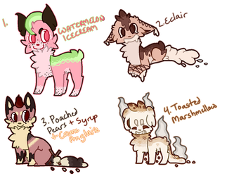 Dessert Doge Auctions / Closed by winterei
