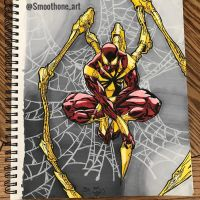 Iron Spider-Man by smooth0ne