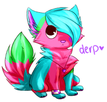 have a sherpderp by sherbi