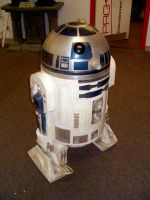 R2-D2 by SpazedOut