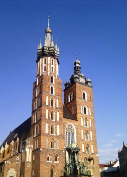 Mariacki church by zutto6669