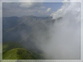 The Carpathian Mts. 2544m by Constanta
