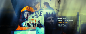 The Day They Arrive : Signature by Carllton