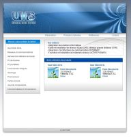 ums web inteface by 4rm