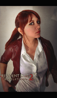 Resident Evil Revelations 2 - Claire Redfield by CodeClaire