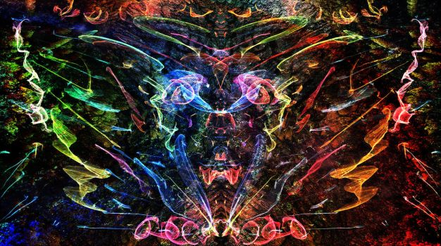 93rd Dimension Elephant Messenger Tuning In by MidnightExigent