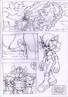 The new Sally comic page by DarkHedgehog23