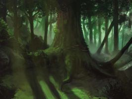 Another forest by lordFelwynn