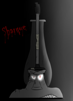 Sharque (old forgotten tblt oc) (READ DESCRIPTON) by LadyFuzzChild