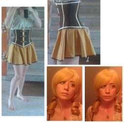 Wip Mami Tomoe by Wildyama