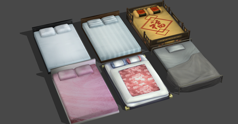 item bed pack by agekei