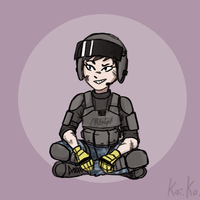 Little Smug Mira by Yikitama