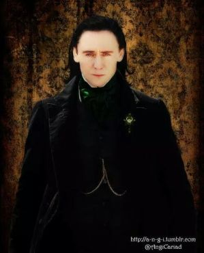 Yule Ball Loki x Reader AU by AlabasterPrincess on DeviantArt
