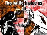 The battle in us all by XxXPixelPerfectXxX