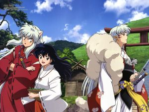 Reader thrown inside the world of Inuyasha! Pt  5 by