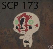 Scp 173 by IStabHotLava