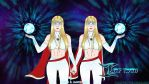 Harp Twins by darkwes