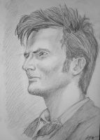 David Tennant profile by Scufix
