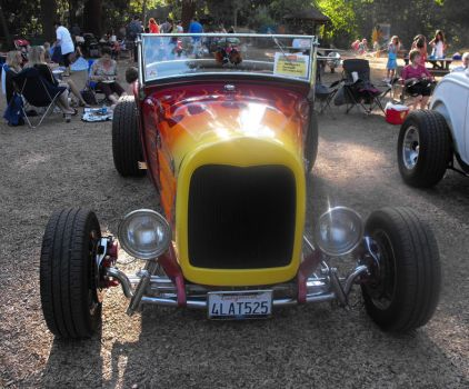 1929 Ford Model A Basic by Photos-By-Michelle