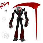 DeadCell redesign concept by MethusulaComics