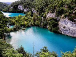 Plitvice lakes by Biljana1313