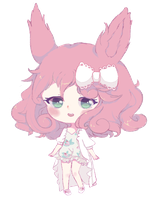 C: Crayon Chibi for Solceress by Madinne
