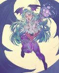Morrigan Full Moon by THEJETTYJETSHOW