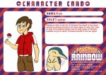 Pokemon Rainbow Character Card (Updated) by Ajustice90