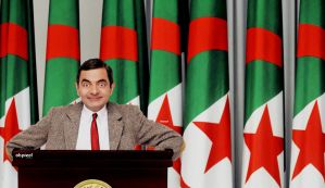 Algerienne government by ABPixel