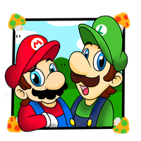 Welcome to the Mario Folder! by PerfectPinkWater