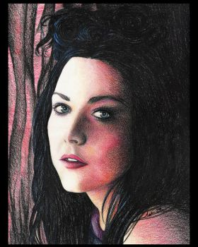 Amy Lee by ASaunders