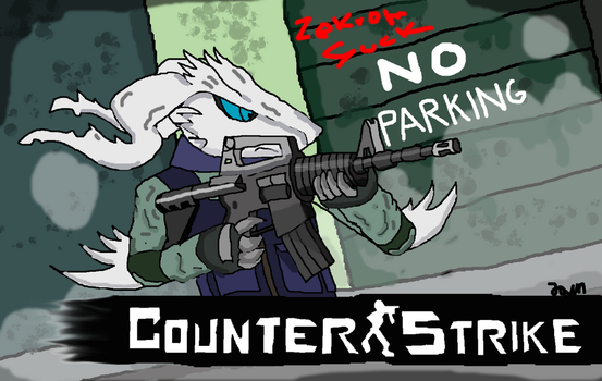 Reshiram act as in Counter Strike by jwolforange13