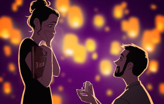 The Proposal by moth-eatn