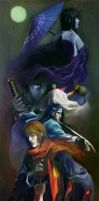 Samurai X - Trust and Betrayal by Wilustra