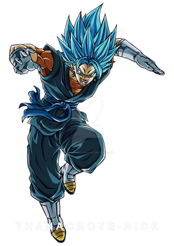 Vegito SSGSS - SDBH [COLOR]