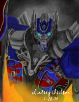 Optimus Prime: TF AOE by xxxDammitLindseyxxx