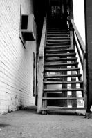 Stairs to nowhere. by Philzang