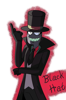 Black Hat by Mewnna-Caythin